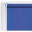 Рулонная штора однотонная  код 0008 (цвет синий)