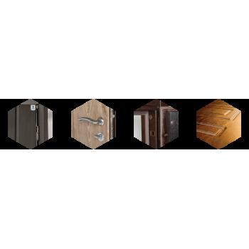 Двери бронированные классик